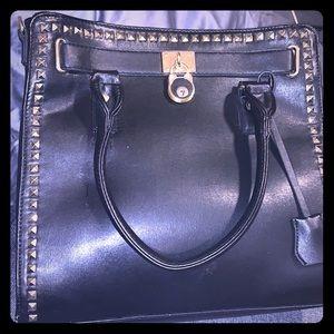 Black larger purse
